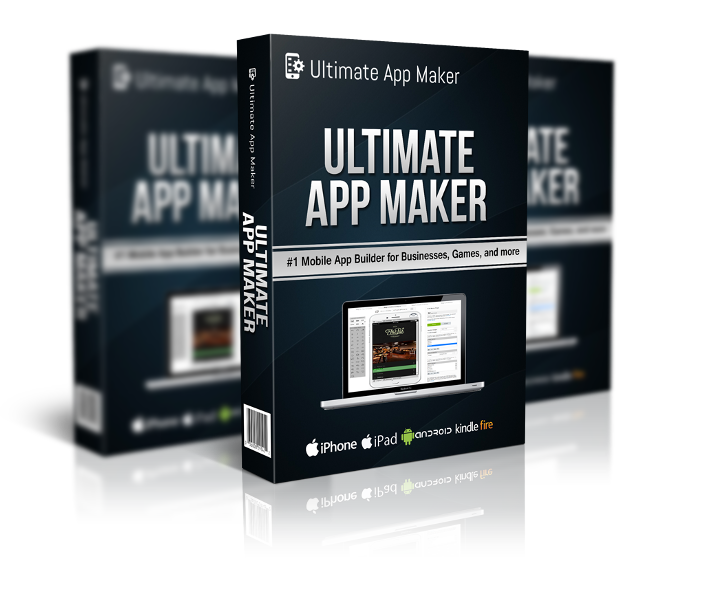 1 ULTIMATE App Maker - iOS & Android App Building Software