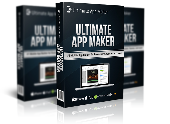 1 Ultimate App Maker Ios Android App Building Software